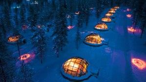 Igloo-Village-Kakslauttanen-Finland