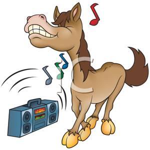 horse music