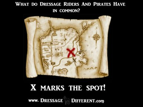 pirate dressage meme